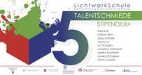 LichtwarkSchule TALENTSCHMIEDE 2017. Kunststipendium für Jugendliche