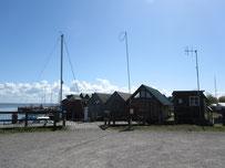 Hafen Althagen bei Ahrenshoop
