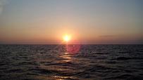 Ostsee Sonnenaufgang