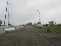 Stettiner Haff Hafen