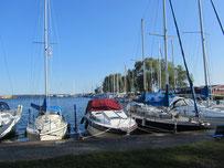 Hafen Ostsee