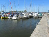 SSC Vorpommern e.V. Hafen