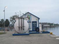 Hafen Ziegenort