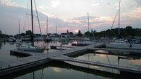 Yachthafen Stadt Usedom
