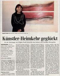 Wiler Zeitung, Januar 2006