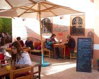 Restaurant Amal Marrakech - Maroc on point