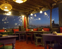 Restaurant Guerrab Marrakech - Maroc on point