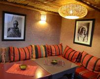 Restaurant Café Guerrab à Marrakech - Maroc on Point