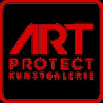 ARTprotect Logo - Kunst für Büro und Privat - Bilder mieten kaufen leasen