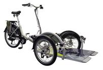 Van Raam Velo Plus 2 Dreirad und Elektro-Dreirad für Erwachsene - Spezial-Dreirad 2020