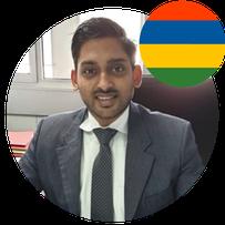 Study in Japan for Africa- Mr Nirvaan Seedoyal- Mauritius