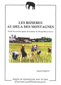 Les rizières au-dela des montagnes