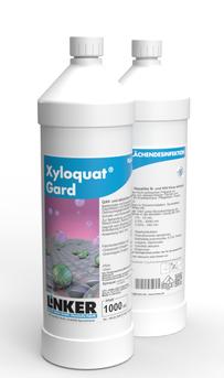 Xyloquat Gard, Flächendesinfektion, Linker Chemie