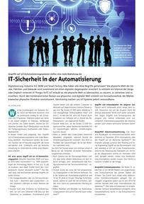 Bild: IT-Sicherheit in der Automatisierung