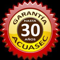Garantía Acuasec