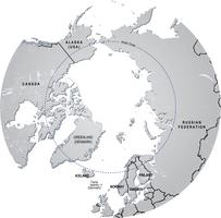 liste des animaux d'arctique par ordre alphabetique