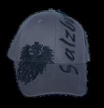 KA03-03OKappe Salzburg Adler grau