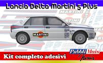 LANCIA DELTA 4WD ROAD CAR