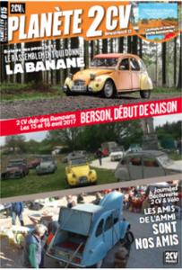 Newsletter Planète 2CV - N° 15
