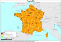 Covid-19 Frankrijk
