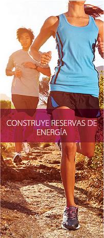 Construye reservas de energía para mente y cuerpo