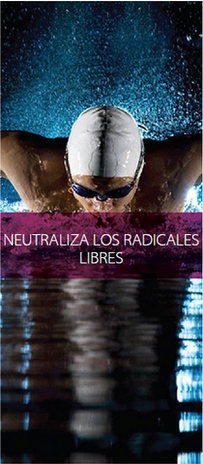 Neutraliza los radicales libres