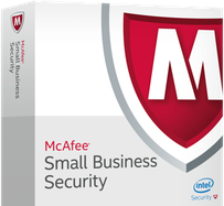 Antivirus McAfee Small Business Security