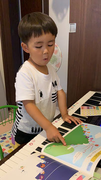 みんなのどれみ② どれみLABO リトミック プレピアノ 音階練習