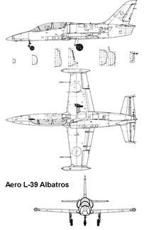 L-39 albatros patrouille breitling