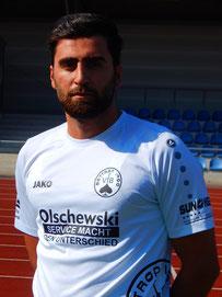 Delowan Nawzad erzielte den vierten Bottroper Treffer.