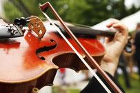 Improvisation: Freies Spiel auf der Geige