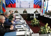 Коллегия Министерство обороны России, заседание 29 июня 2016 г.
