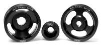 WRX 3pc Crank, Alternator & Powersteering Pulley Kit