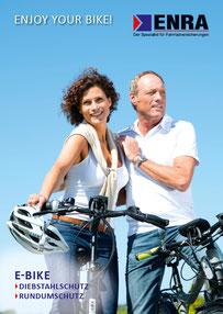 Versichern Sie Ihr e-Bike gegen Diebstahl