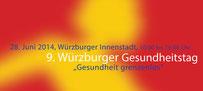 Logo Gesundheitstag Würzburg