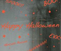 Happy Halloween word pack