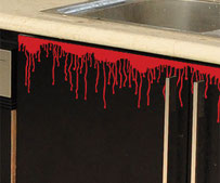 Dripping Blood or Dripping Slime Sticker