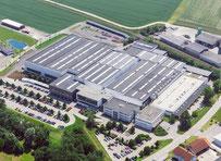 Die Zentrale der Firma FILL in Gurten, Oberösterreich