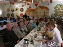 Fast 60 Senioren waren der Einladung gefolgt (Foto: P. Nissen).