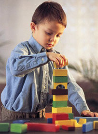 Le jeu est le travail de l'enfant