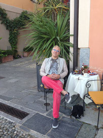 Tom am Lago Maggiore