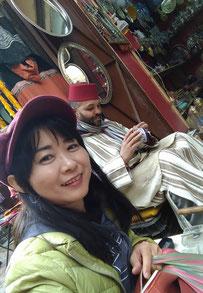 モロッコのシャウエン在住日本人/みか。フェズ/モロッコ雑貨買い付け