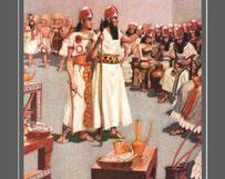 Das Versteck der Weisheit - Götterversammlung