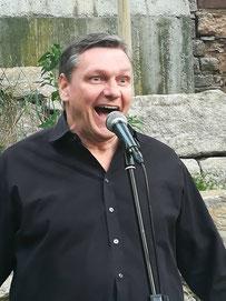 Maximilian Hagn, fotografiert von Sandra Zapf