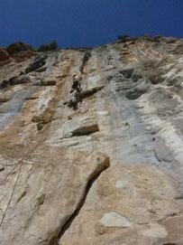 Klettern, Climbing, El Chorro, Spain, Andalusia, Makinodromo