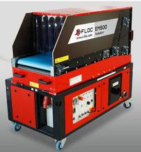EM 500 Einblasmaschine für Faser-Dämmstoffe
