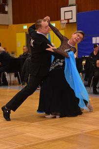 Peter Bischof und Roswitha Paulsen, Foto: Klaus Butenschön