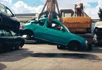 Auto verschrotten Mannheim