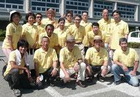 血液循環療法協会会員ボランティアメンバー(会津若松市)