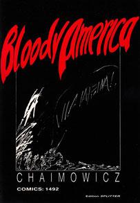 Bloody America Georg Chaimowicz